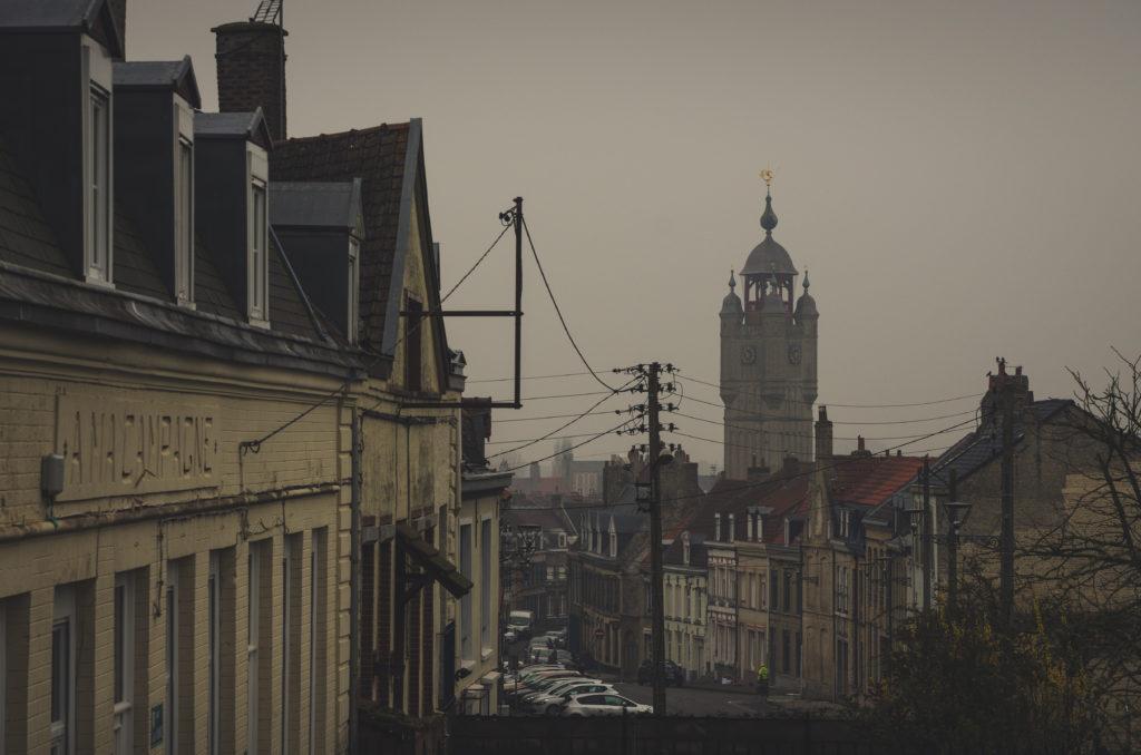 Bergues, Frankreich
