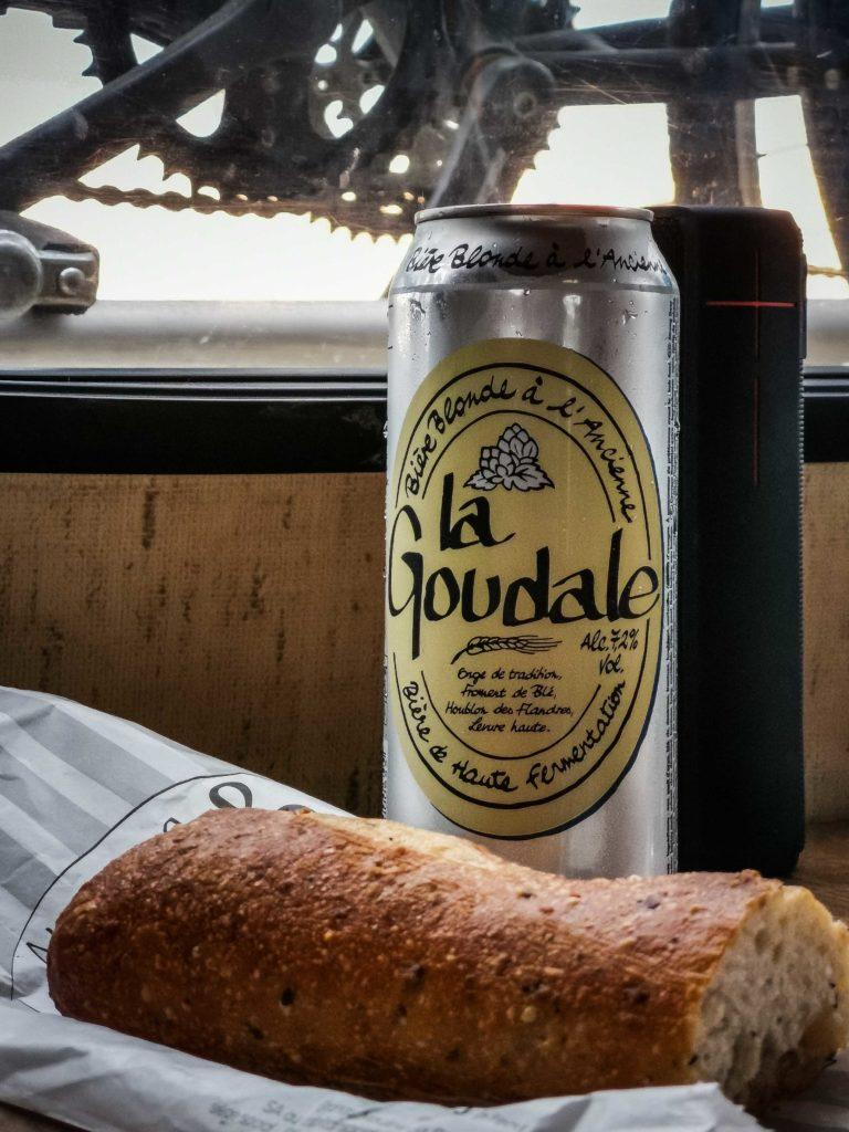 La Goudale Bier
