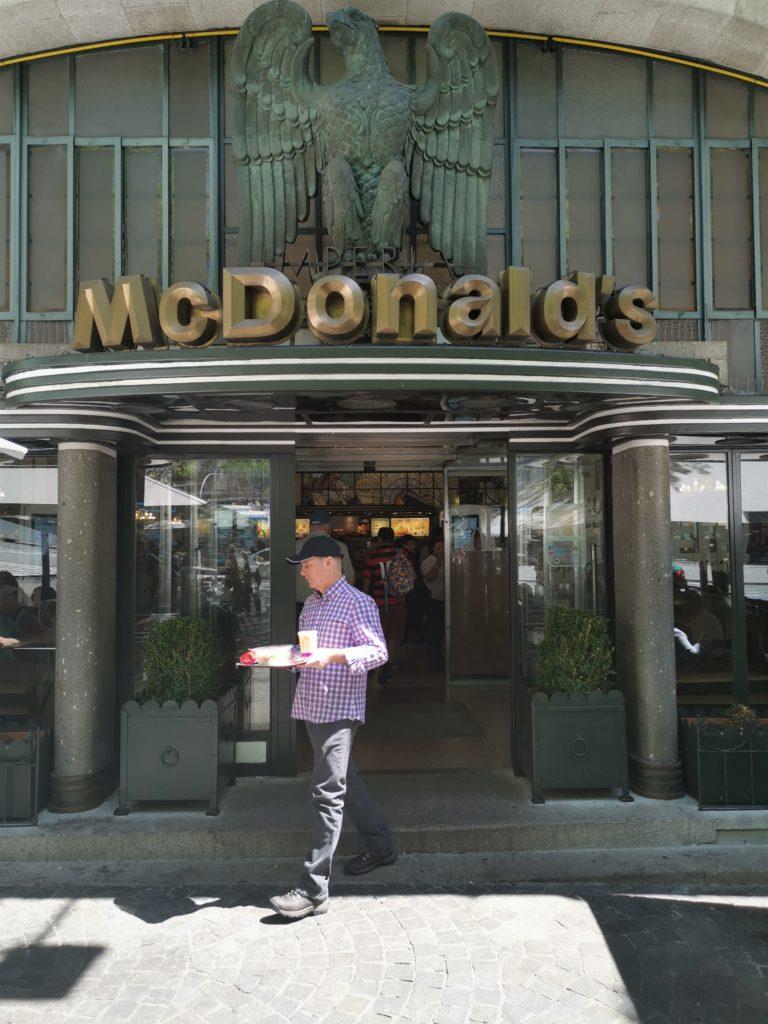 McDonald's in Porto